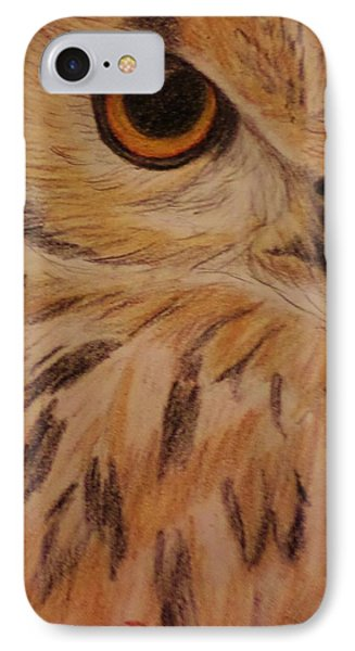 She's Got The Look IPhone Case by Christy Saunders Church
