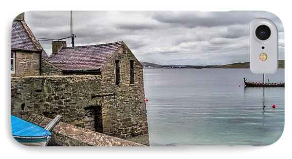 Shetland Lodberry IPhone Case by Lynn Bolt
