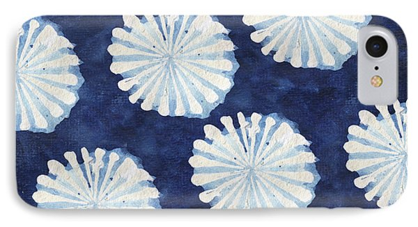 Shibori IIi IPhone Case by Elizabeth Medley