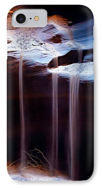 Shifting Sands Phone Case by Dave Bowman