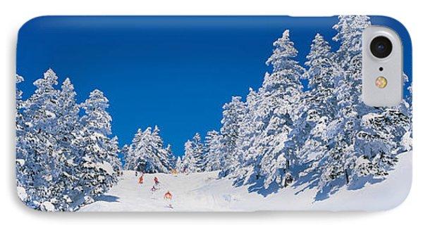Shiga Kogen Nagano Japan IPhone Case by Panoramic Images