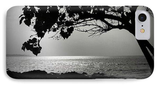 Shimmering Kona Seas IPhone Case by Lori Seaman