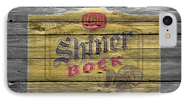 Shiner Bock IPhone Case by Joe Hamilton