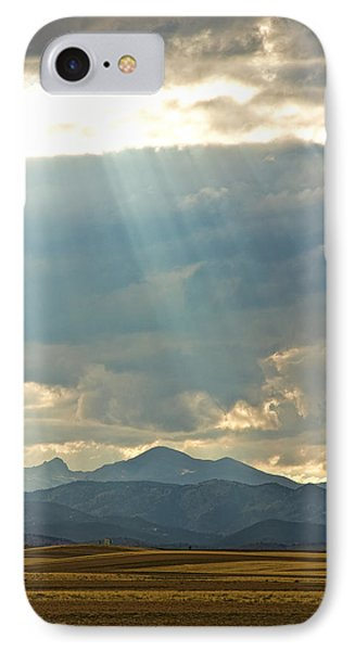 Shining Down Phone Case by James BO  Insogna