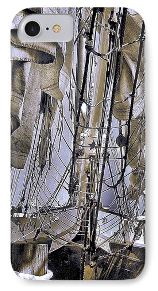 IPhone Case featuring the photograph Shining Sea by Robert McCubbin