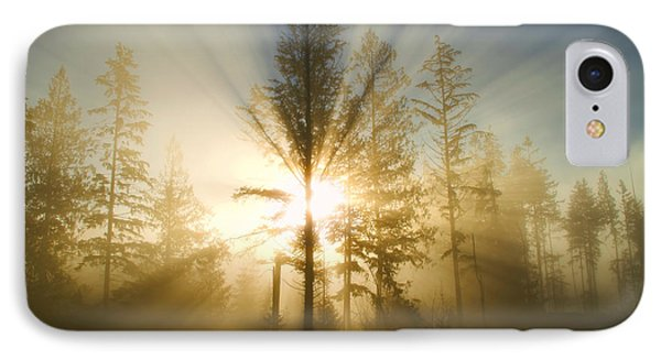 Shining Through IPhone Case by Peggy Collins
