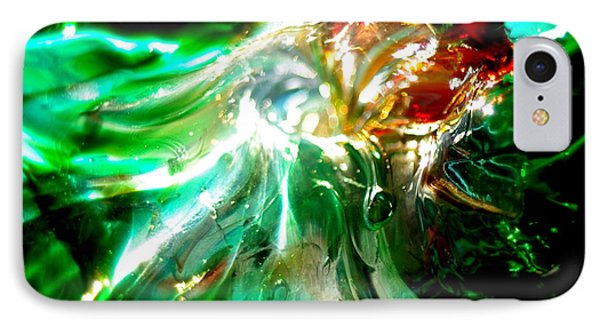 Shining Through The Glass II Phone Case by Kitrina Arbuckle