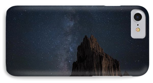 Shiprock IPhone Case by Keith Kapple