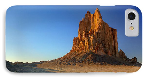 Shiprock Sunset IPhone Case by Alan Vance Ley