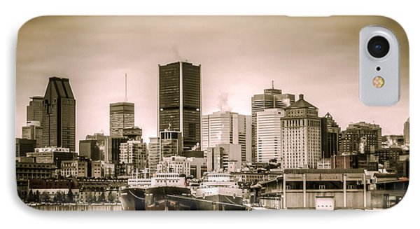Ships Moored For Winter IPhone Case by Martin New