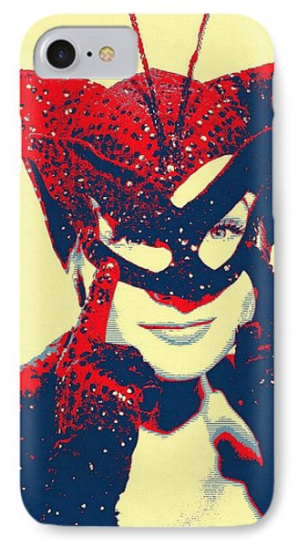 Shirley Maclaine In Artists And Models Phone Case by Art Cinema Gallery