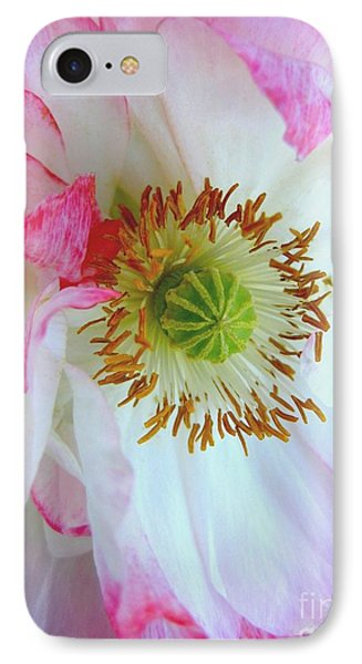 Shirley Poppy IPhone Case by Shirley Sirois