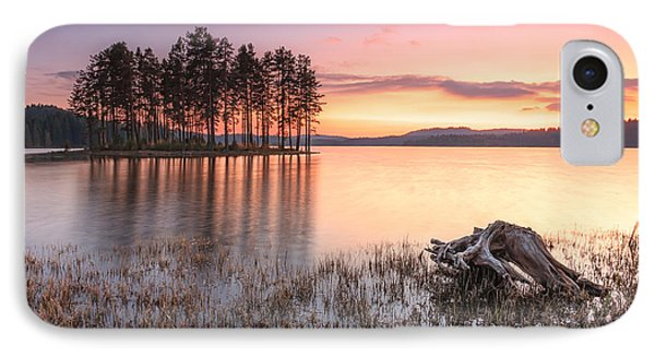 Shiroka Polyana Lake  IPhone Case by Evgeni Dinev