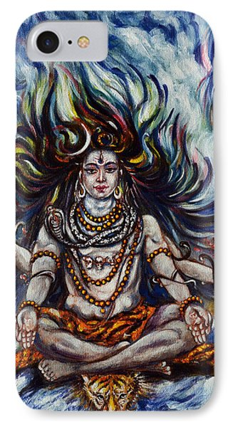 Shiva - Ganga - Harsh Malik IPhone Case by Harsh Malik