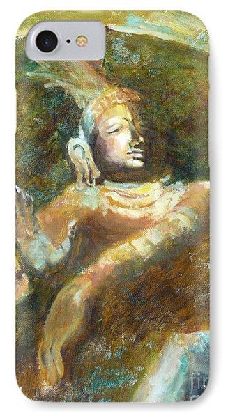Shiva Creator Destroyer Phone Case by Ann Radley