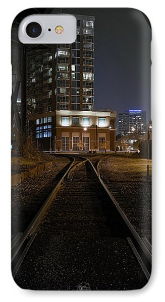 Shockoe Tracks Phone Case by Brian Archer