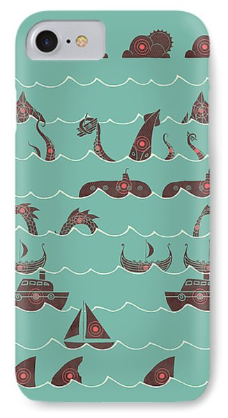 Shooting Gallery IPhone Case by Hector Mansilla