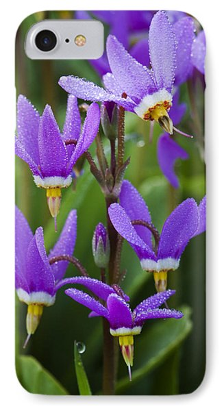 IPhone Case featuring the photograph Shooting Stars by Sonya Lang