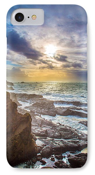 Shore Acres Storm IPhone Case