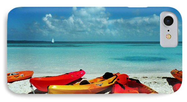 Shore Rest IPhone Case by Deborah Smith