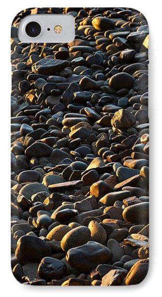 Shore Stones Phone Case by Steve Gadomski