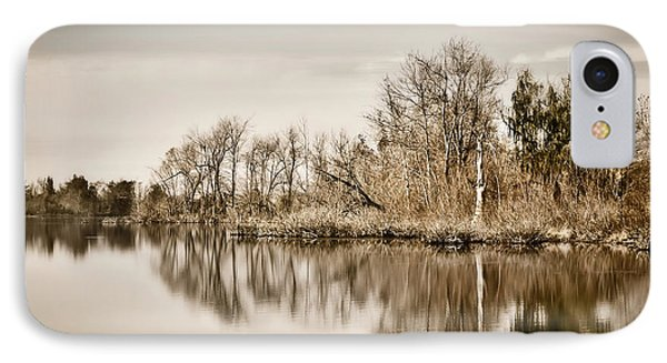 IPhone Case featuring the photograph Shoreline 1 by Greg Jackson