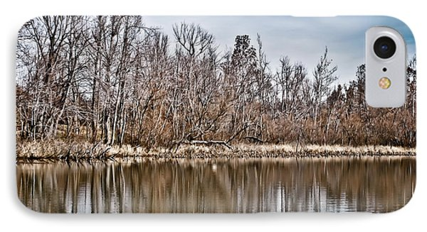 IPhone Case featuring the photograph Shoreline 5a by Greg Jackson