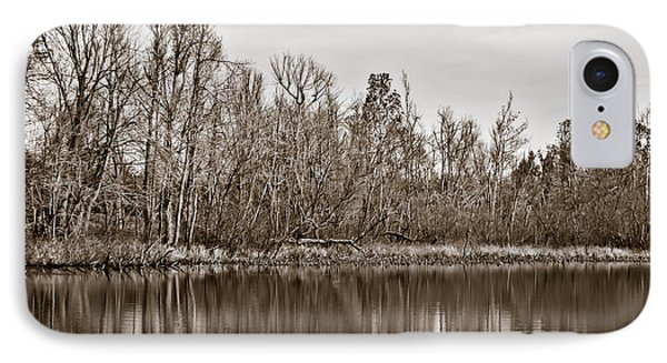 IPhone Case featuring the photograph Shoreline 5b by Greg Jackson