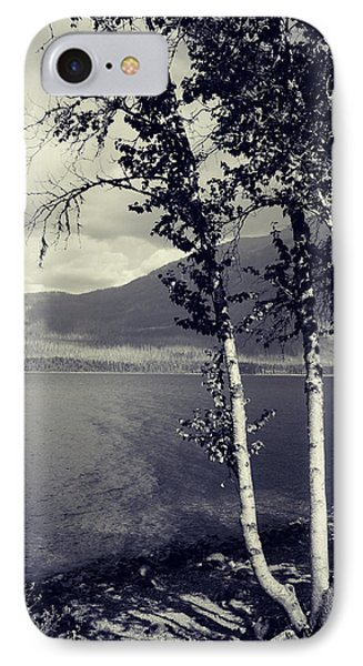 Shoreline IPhone Case by Leanna Lomanski