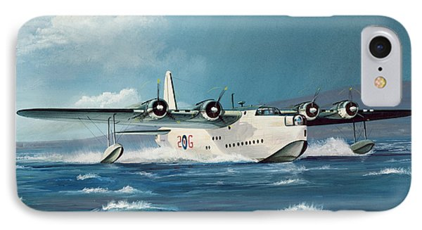 Short Sunderland IPhone Case