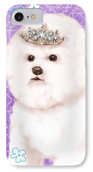Show Dog Bichon Frise IPhone Case