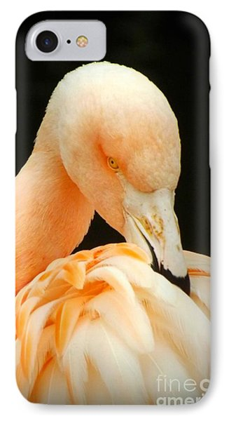 IPhone Case featuring the photograph Shy by Clare Bevan