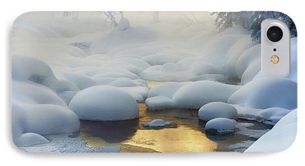 Siberia. -37a?c (-35a?f) IPhone Case
