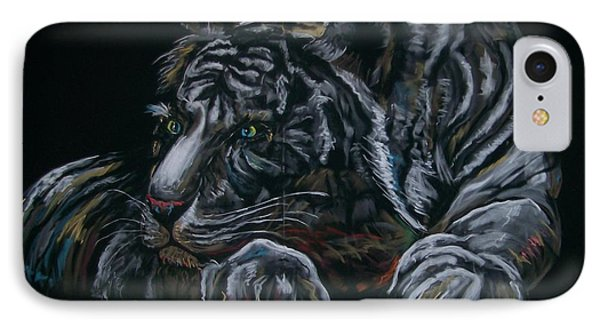 Siberian Tiger IPhone Case by Peter Suhocke