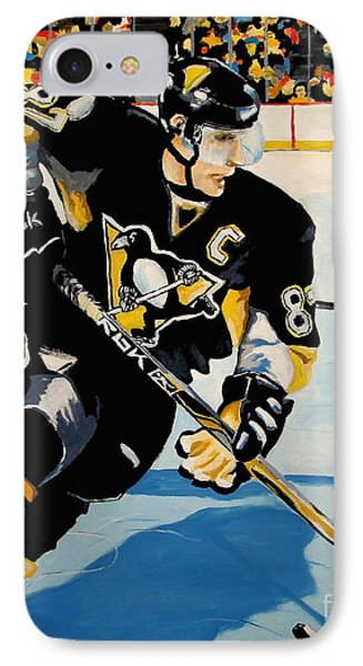 Sid The Kid IPhone Case by Philip Kram