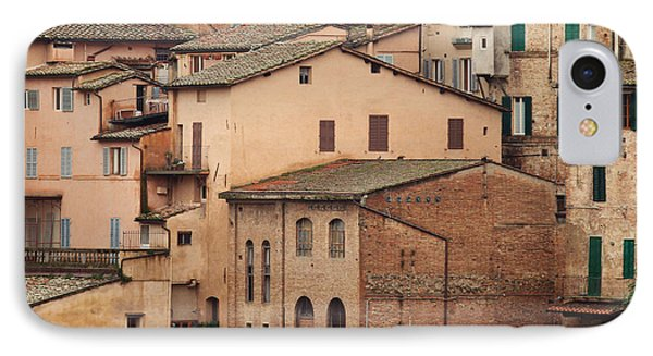 Siena Italy IPhone Case by Kim Fearheiley
