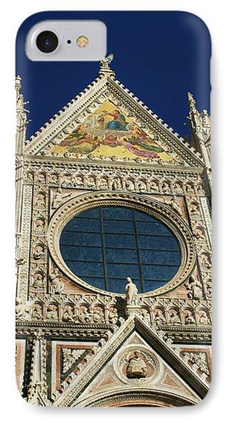 Sienna Cathedral Phone Case by Barbara Stellwagen