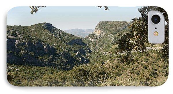 IPhone Case featuring the photograph Sierra De Grazalema by Christian Zesewitz
