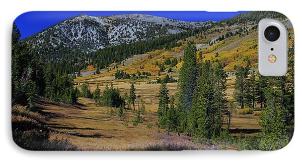 IPhone Case featuring the photograph Sierra Fall  by Sean Sarsfield
