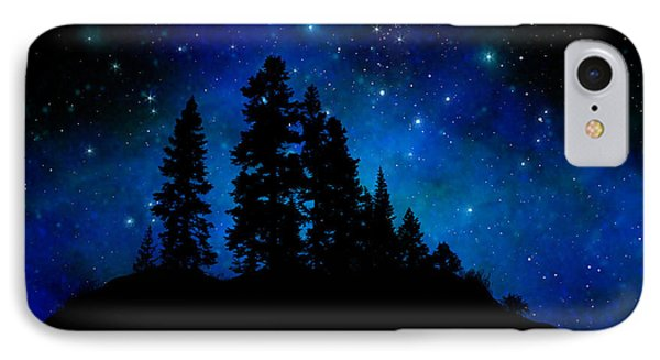 Sierra Foothills Wall Mural Phone Case by Frank Wilson