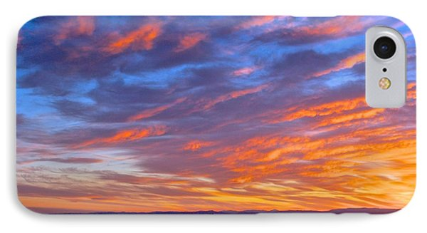 Sierra Nevada Sunrise IPhone Case by Eric Tressler