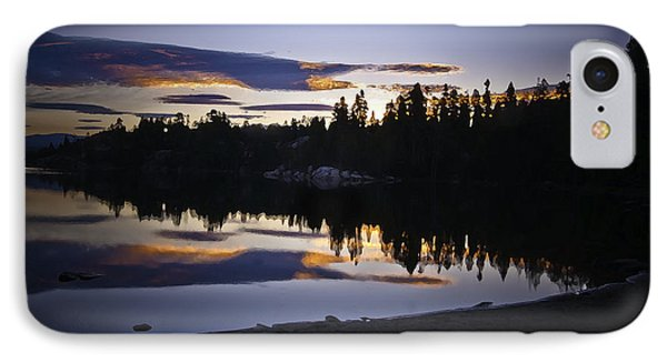 Sierra Solitude IPhone Case by Sherri Meyer