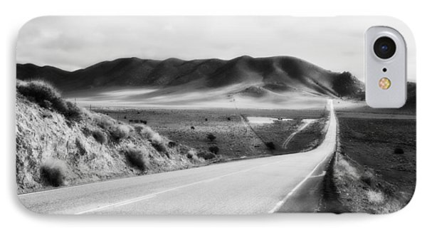 IPhone Case featuring the photograph Sierra Way by Hugh Smith