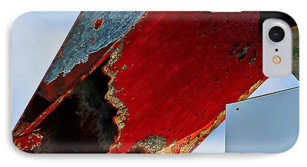Sign Of The Times IPhone Case by Rick Mosher