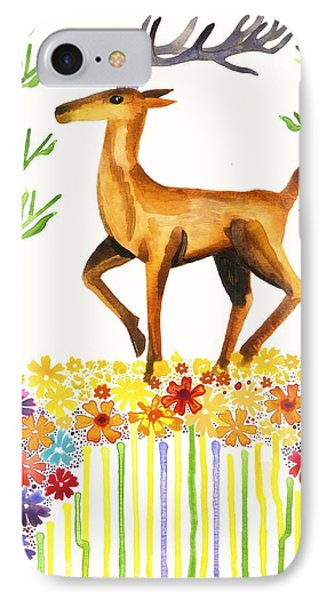 Signs Of Spring IPhone Case by Cat Athena Louise