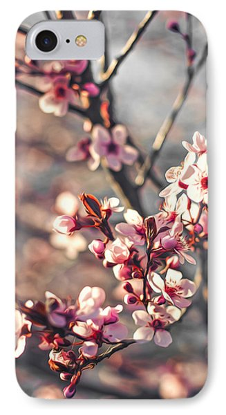 IPhone Case featuring the photograph Signs Of Spring by Joshua Minso
