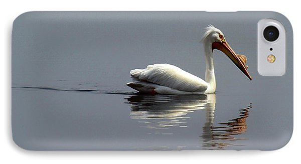 Silent And Reflective Phone Case by Thomas Young
