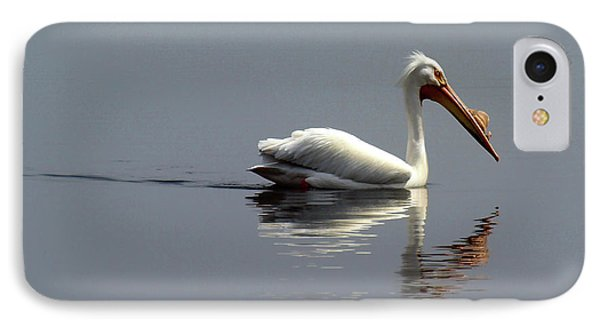 Silent And Reflective IPhone Case