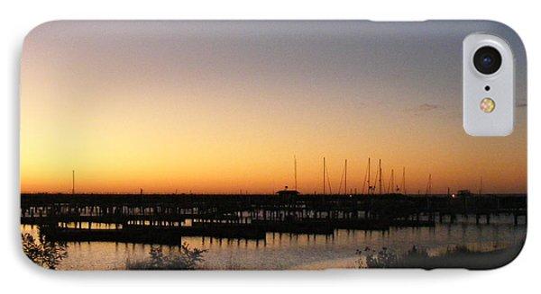 Silent Harbor IPhone Case