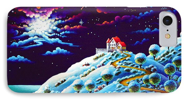 Silent Night 9 IPhone Case